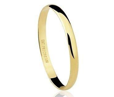 Aliança em ouro amarelo18K-750 - Cod.75-0014-2-000