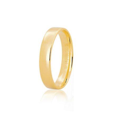 Aliança em ouro amarelo 18k-75.0317.2.000