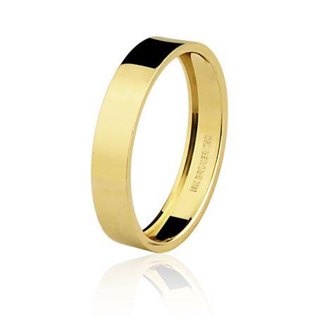 Aliança em ouro amarelo 18k - 7500942000