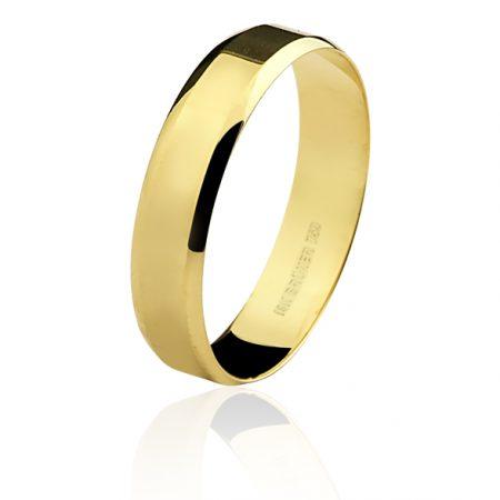 Aliança em ouro amarelo 18k - 7501012000