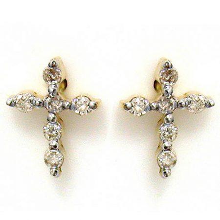 Brinco com Diamante 0210972011