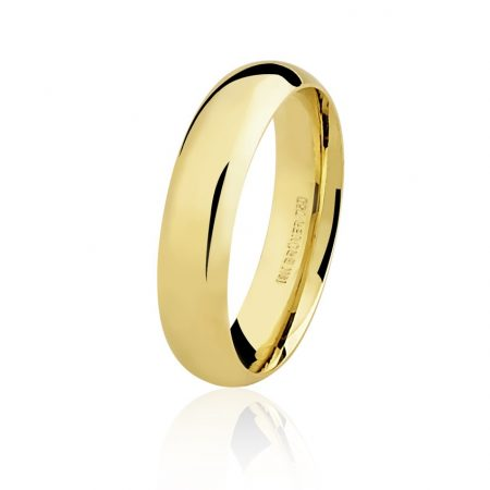 Aliança em Ouro Amarelo 18K - 7500522000