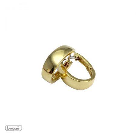 Brincos argola em ouro 18k 1