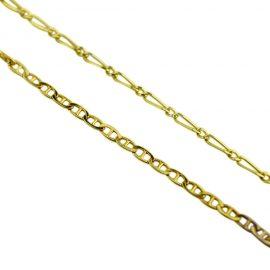 Correntes em ouro 18k 8